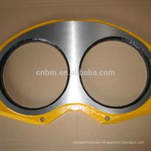 PUTZMEISTER concrete pump wear plate tungsten carbidge DN230MM
