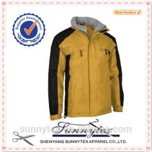 SUNNYTEX 2015 Hot Selling Colorful Boys Fancy Yellow Jacket
