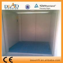 Подсобный грузовой лифт с машиной