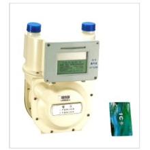 Cg-L-1.6c / 2.5c / 4.0c tarjeta IC de uso doméstico de membrana de gas de control de incendios Meter