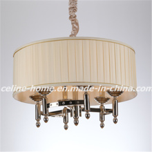 Interior Pendant Lighting with a Fabric Shade (SL2061-6)
