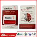 Personalisierte Microfaser Reinigungstuch-Aufkleber