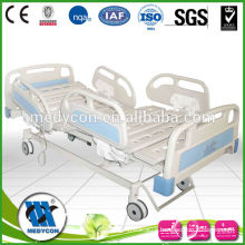 center control lock five functions(ICU BED) Medical bed