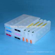 9 color Compatible cartridge with disposable chip for epson T8041-T8049 for Epson p6000 p7000 p8000 p9000 inkjet printer