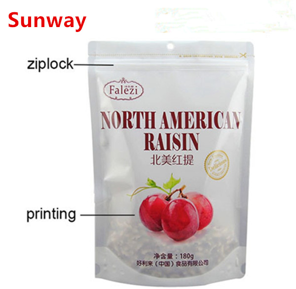Plastic Food Packaging Bag