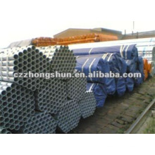 Feuerverzinktes Stahlrohr BS1387 / ASTM A53 GrB / Q235 / SS400