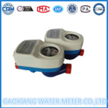 Wireless Remote Controlable Cold Water Meter