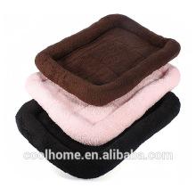 Suave cojín de felpa de perro Gato cálido felpa de cama de mascota