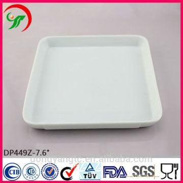 Фарфоровый Банкетный тарелки,фарфоровые тарелки,ежедневного использования белый фарфор тарелки ужина для гостей