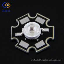 Shenzhen fabricant infrarouge Diodo 1W IR 850nm LED