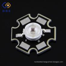 3W IR led 740nm 140 degree High Power LED Diode 1.8V