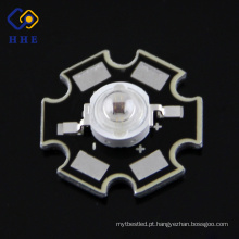Diodo emissor de luz infravermelho de Diodo 1W IR 850nm do fabricante de Shenzhen