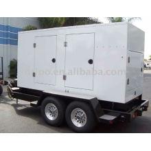 Shangchai 60HZ, 1800rmp, générateur de puissance de remorque 127 / 220V avec un service de maintenance mondial