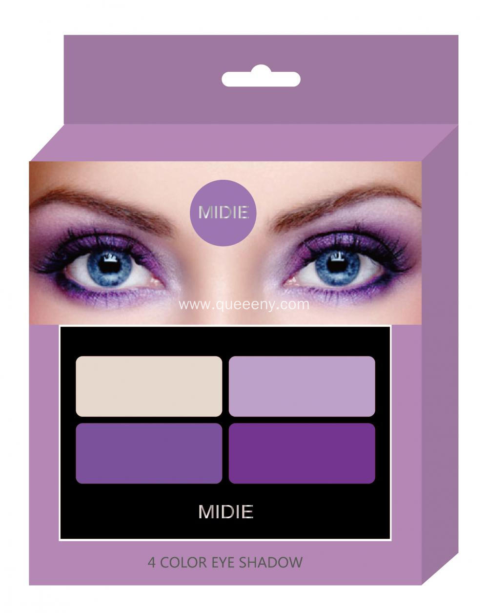 4 Color Eye Shadow