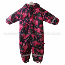 Flower Sealant Kinder Verbundene Kleidung / Insgesamt