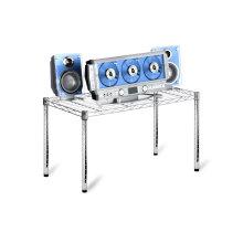 DIY Chrome Home rack de fio Shelf-New (CJ603590A1C)