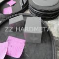 Карбидные вольфрамовые пластины