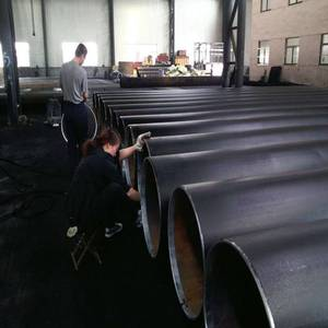 ASTM A36 atau A283 Grade.D Welded Tube
