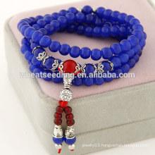 Luck bead multilayer fashion bracelets 2014