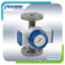 Krohne DW181 DW182 DW183 DW184 Interruptor de fluxo mecânico