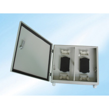 24fibers Outdoor Wall Type Fiber Optic Distribution Frame