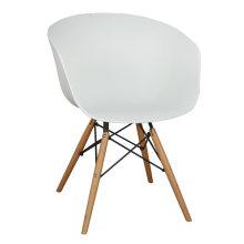 Unique High Quality Plastic Modern Fashion Leisure Chair (SP-UC518)