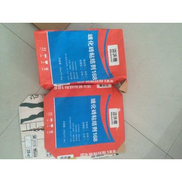 20 кг 2 слоя Влагонепроницаемый пакет крафт-бумаги для клапанов