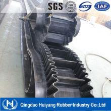 Sidewall Rubber Conveyor Belt for Bucket Elevator in Mixer Station