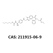 factory low price Used for Blood Thinning Medicine Dabigatran etexilate cas 211915-06-9 Cas 872728-81-9 supply to Argentina Suppliers