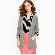 Ladies' cashmere sweater cardigan Pure cashmere sexy v-neck with pure cashmere knitwear