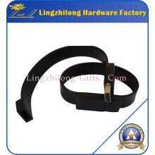 Pulsera de disco de goma PVC USB
