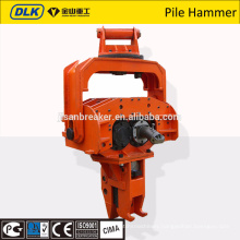 high quality excavator sheet piling hammer vibro hammer on sale