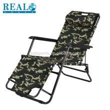 New Design Folding Steel Tube Chair Adjustable Easy Chair Zero Gravity
