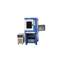 Máquina de marcação a laser de fibra modelo de mesa