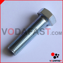 DIN 933 DIN 558 Full Thread Hex Bolt