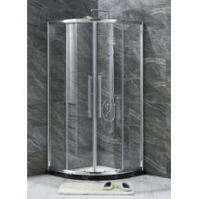 Einfache Duschkabine (E-01 mit großem Griff)
