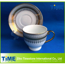 Ensemble de thé à thé arabe Golden Design