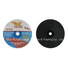 Corte disco calidad profesional fino abrasivo