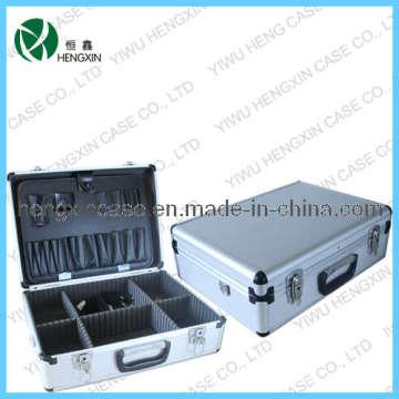 Aluminum Tool Case Box Tool Kit Box Set Toolcase (P2598)