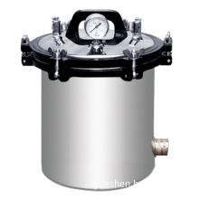 Portable Stainless High Temperature Steam Sterilizer (YSMJ-02)