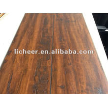 Registered Handscraped Surface / Laminatboden flexibel