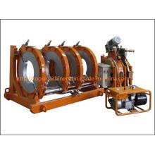 Máquina de soldadura por fusión de extremo de tubo de HDPE