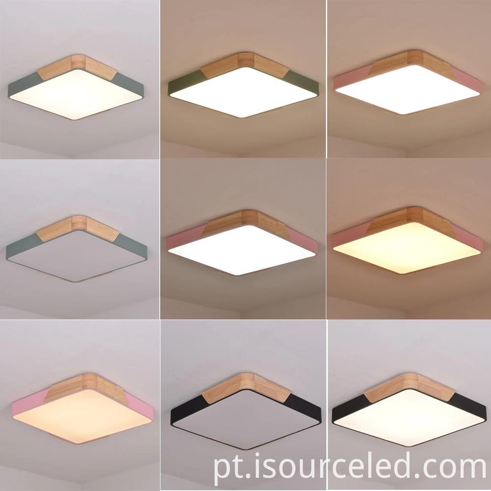 AC 220v 10w-27w led ceiling lights for office