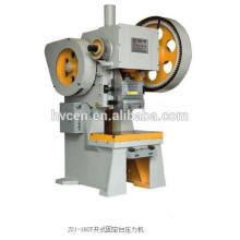 J21-80 agujero placa de metal máquina de perforación