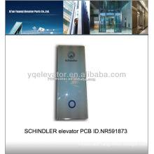 SCHINDLER elevator cop lop, elevator cop, elevator cop panel ID.NR591873
