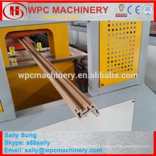 wood plastic extrusion line plastic wood composite machine