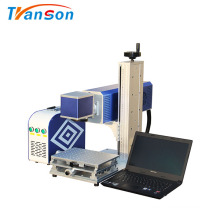 CO2 RF Laser Marking Machine with Synrad Metal Laser Tube 30W