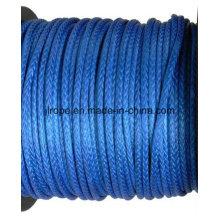 Guincho, corda, azul, cor, guincho