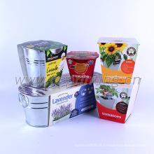 Produtos de embalagem personalizados para cartões de impressão a cores