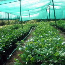 Factory supply 100% virgin HDPE green black color sun shade net for agriculture shade net